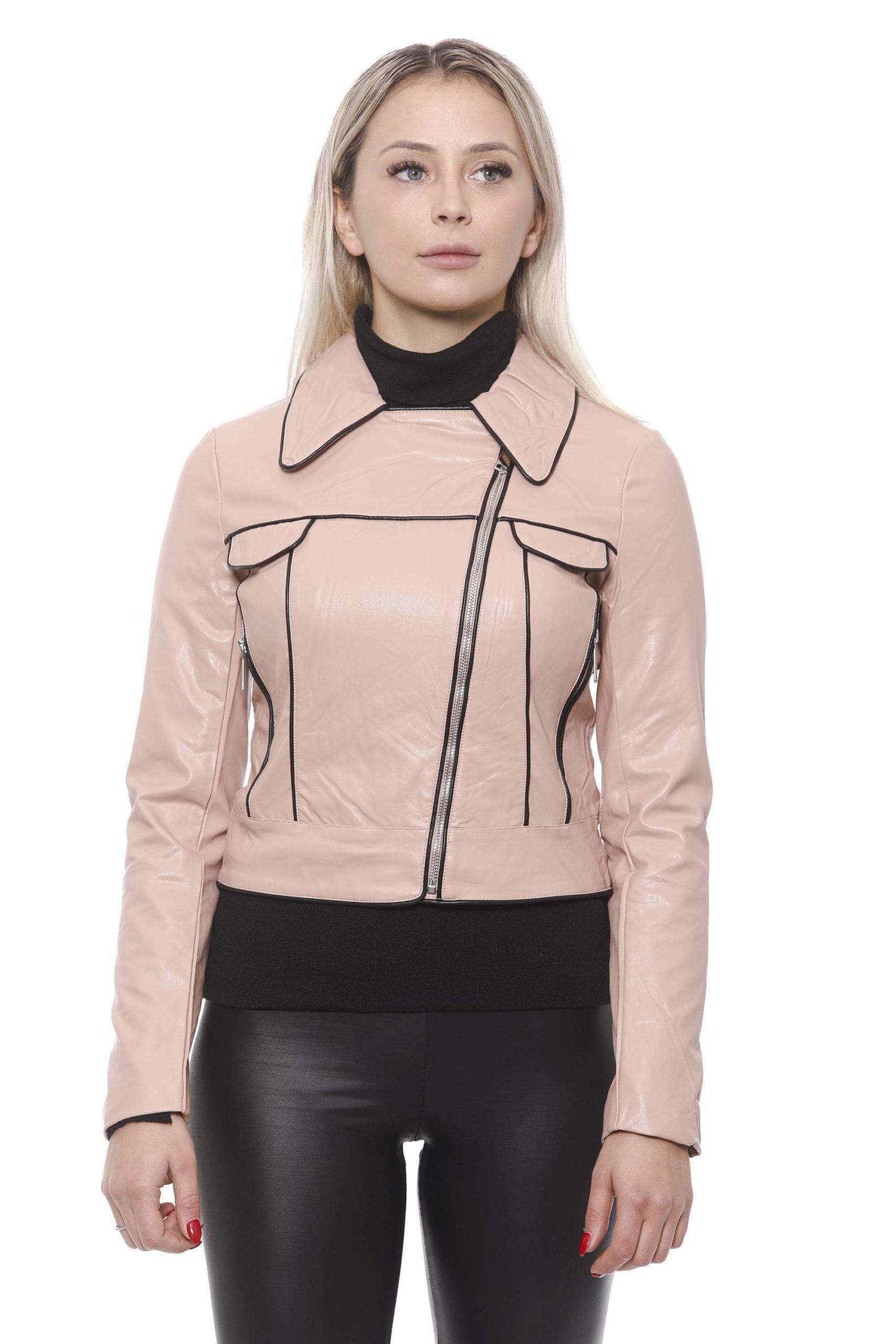 19V69 Italia Women's Rosa Jacket Pink 191388416 - IT42 | S