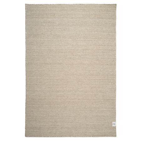 Herringbone Natur/Vit 170x230 cm