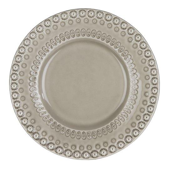 PotteryJo - Daisy Tallrik 22 cm Greige
