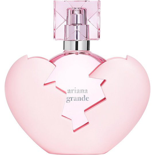 Thank U Next, 100 ml Ariana Grande Hajuvedet
