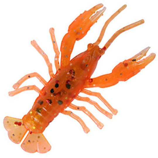 """Relax Crawfish 1"""" jigg 6 st/pkt"""