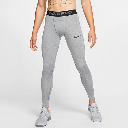 Nike Pro Comp Tights, Grey