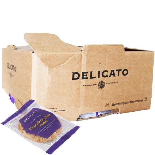 """Chocolate Chip"" Keksit 50 x 55g - 43% alennus"