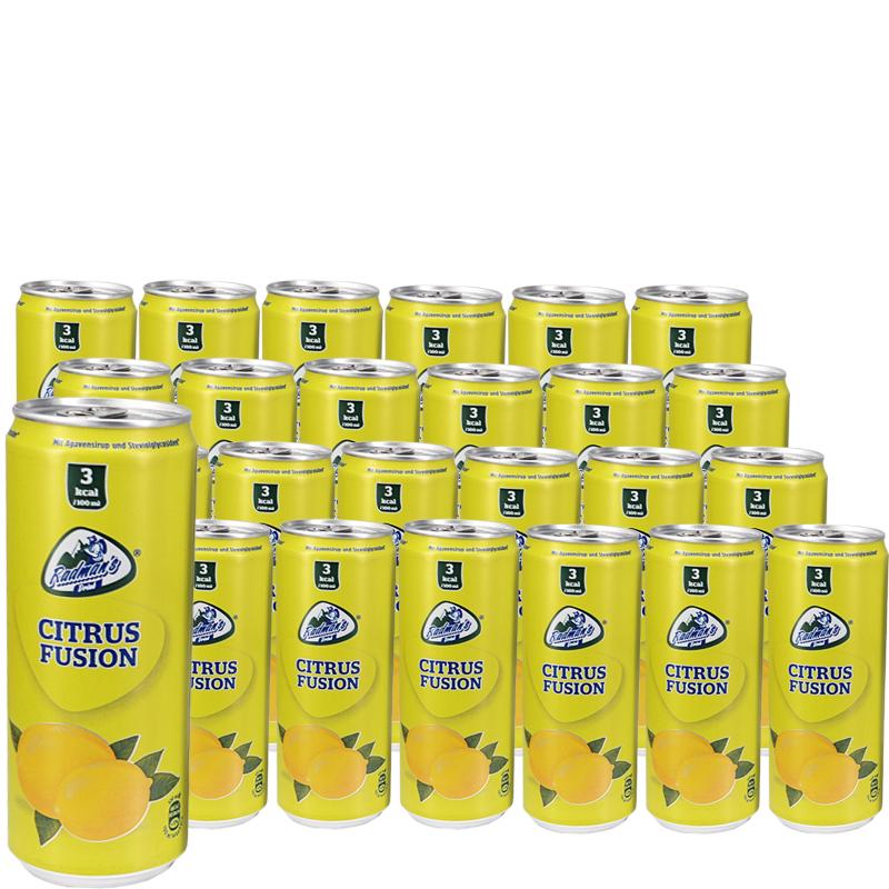 Läsk Citrus Fusion 24-pack - 69% rabatt