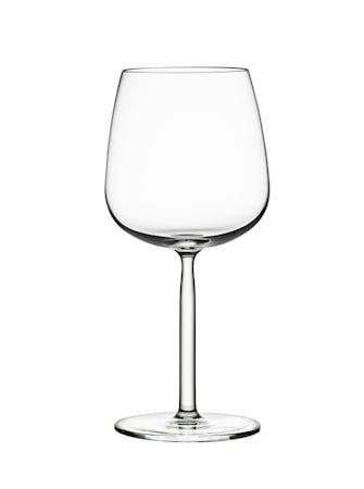 Senta Rødvinsglass 38 cl 2-pakk