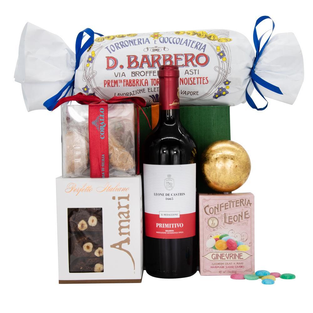 Italian Biscuit Box