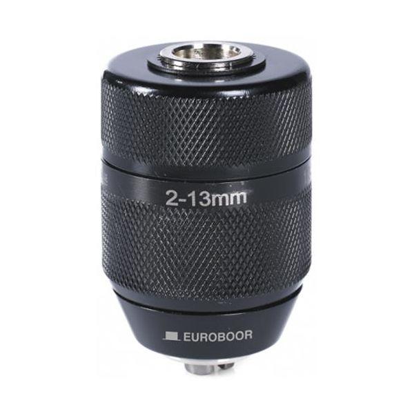 Euroboor IBQ.13B16 Hurtigchuck 2–13 mm, B16