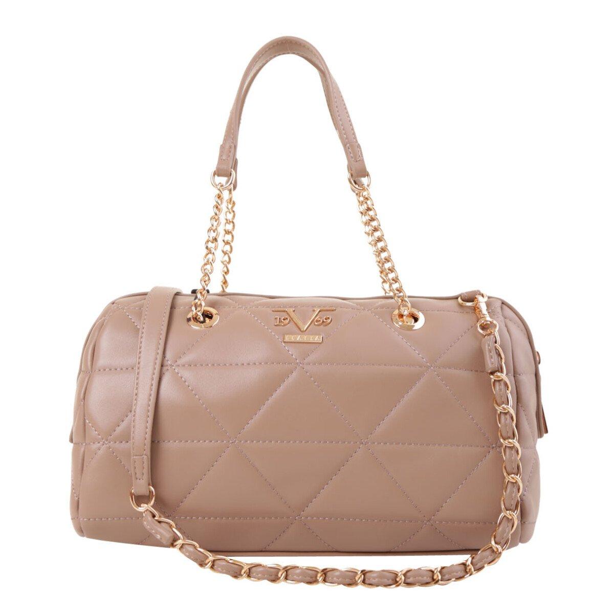 19v69 Italia Women's Handbag Various Colours 319004 - beige UNICA