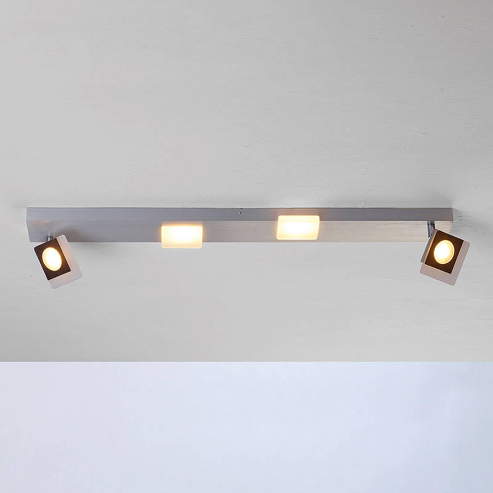 Bopp Session - LED-kattovalaisin, kaksi spottia