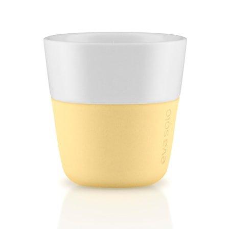 2 Espresso-kopp Lemon