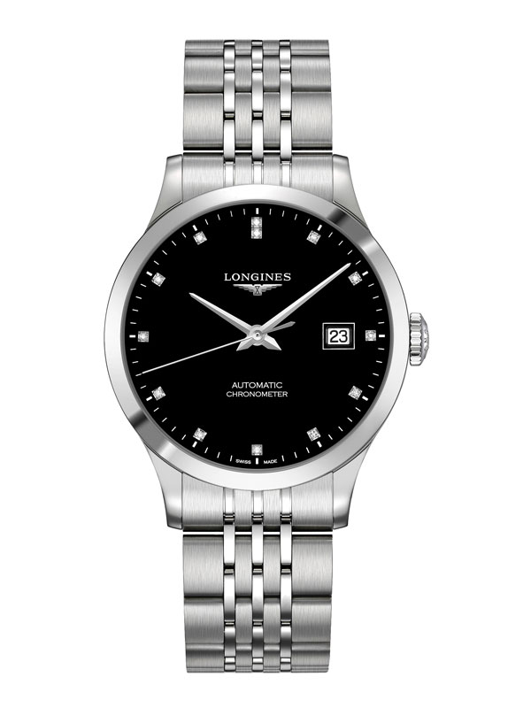 Longines Record Chronometer 38.5mm L2.820.4.57.6