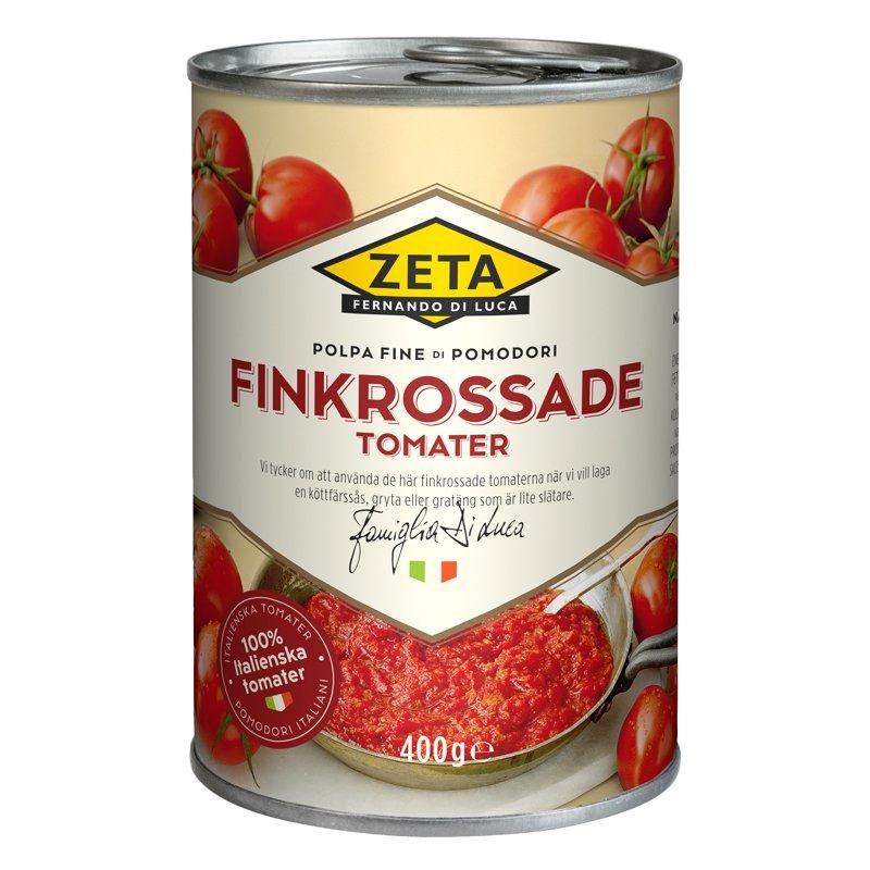 Finkrossade Tomater 400g - 30% rabatt