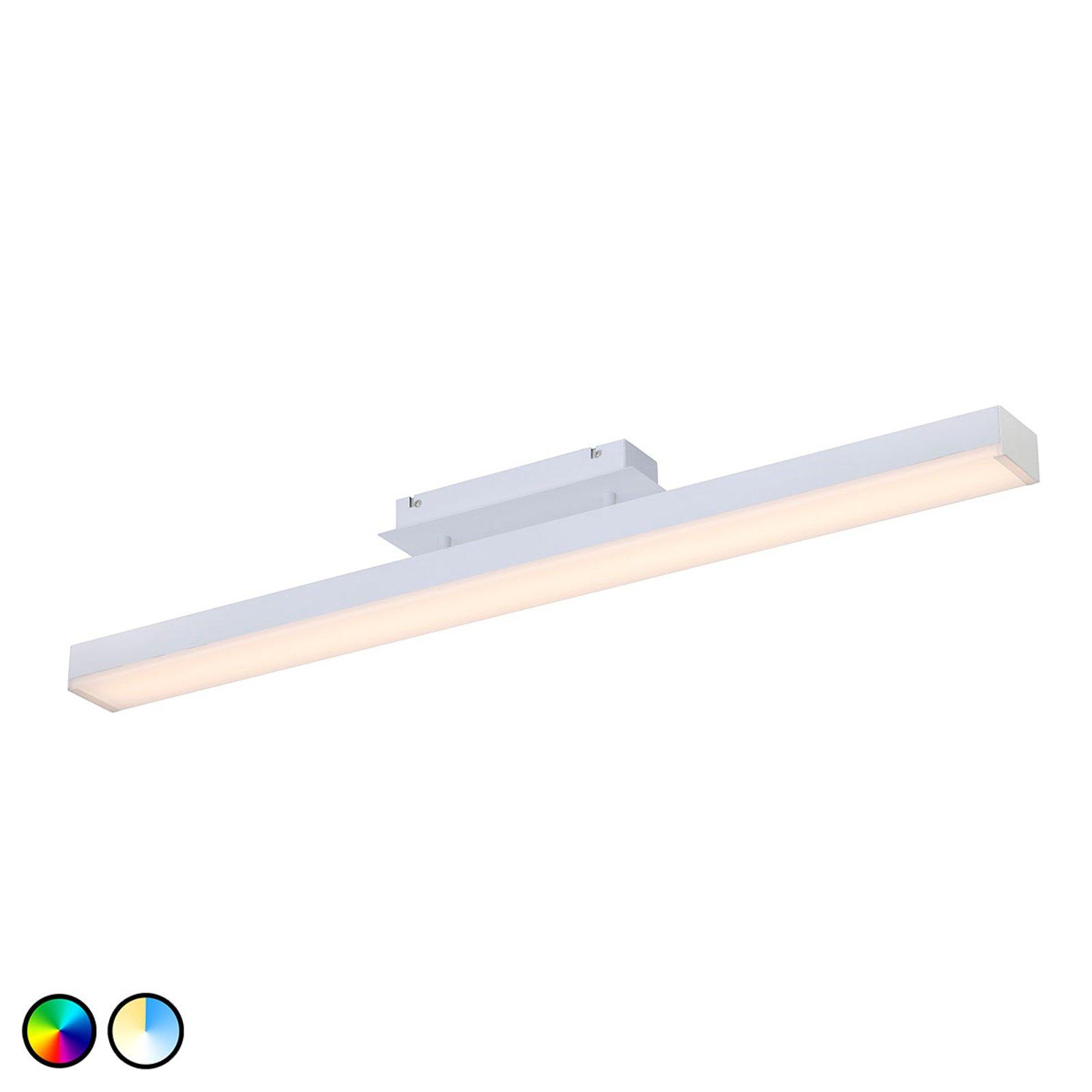 Trio WiZ Livaro LED-taklampe matt hvit
