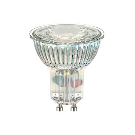 LED reflector GU10 4W 36° 2-p