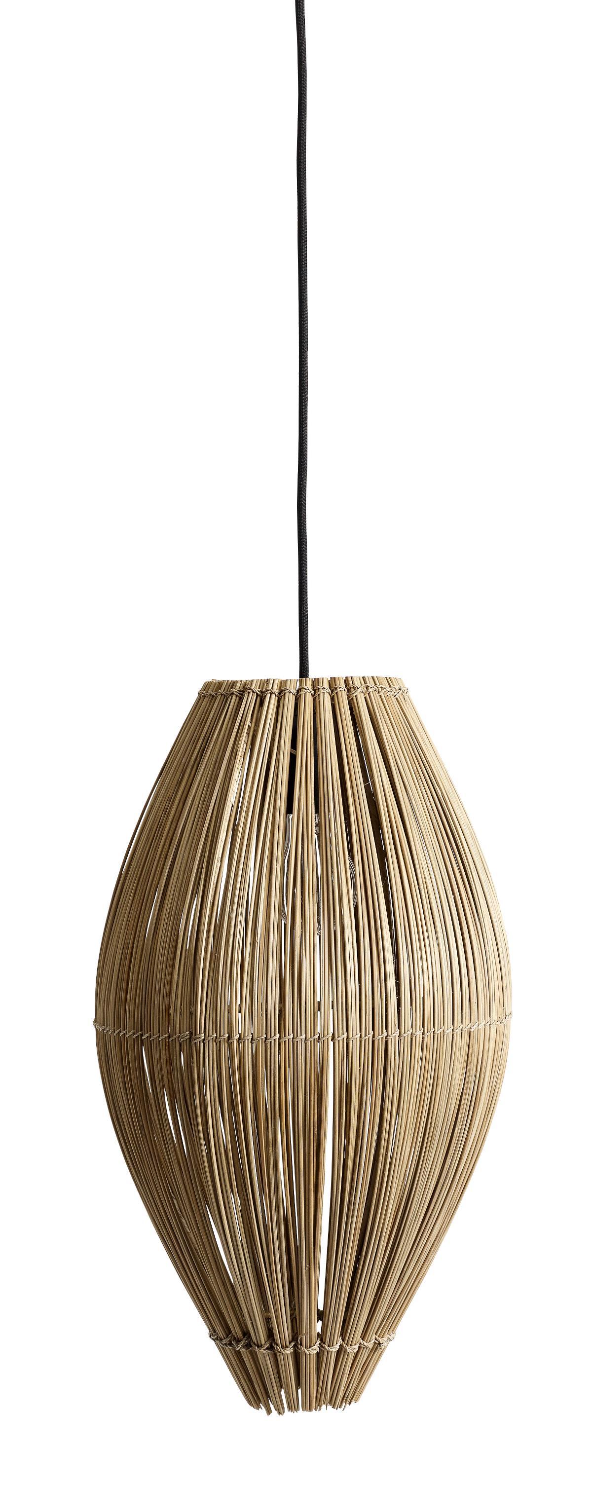 Muubs - Fishtrap Lamp Medium - Natur (8470000140)