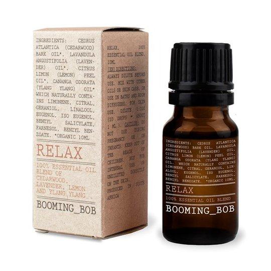Booming Bob Eterisk Oljeblandning - Relax, 10 ml