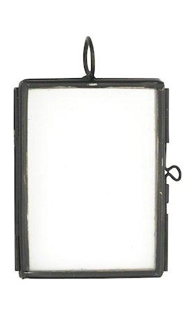 Fotoramme 5x3,75 cm - Svart