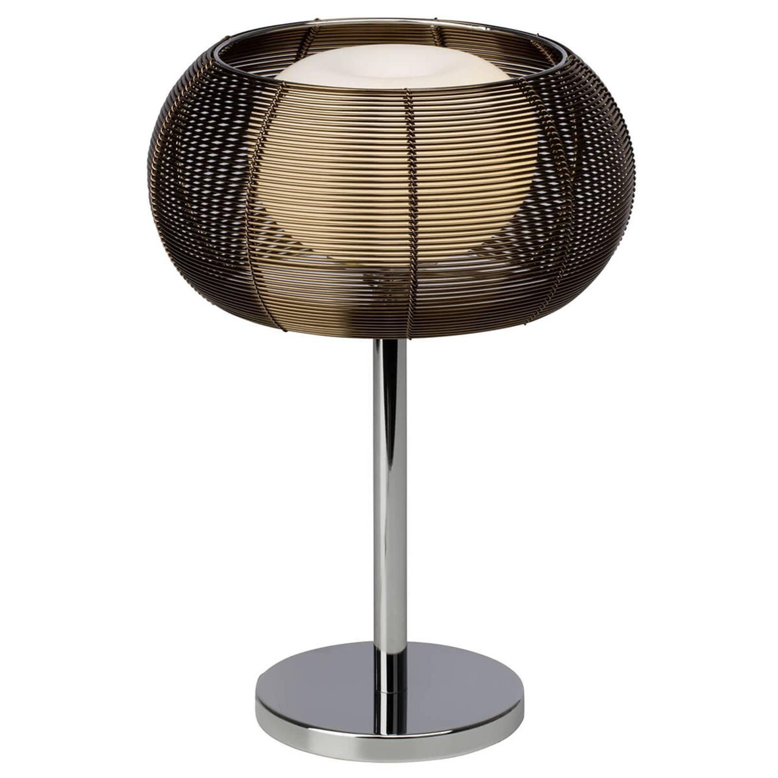 Bordlampe Relax bronse