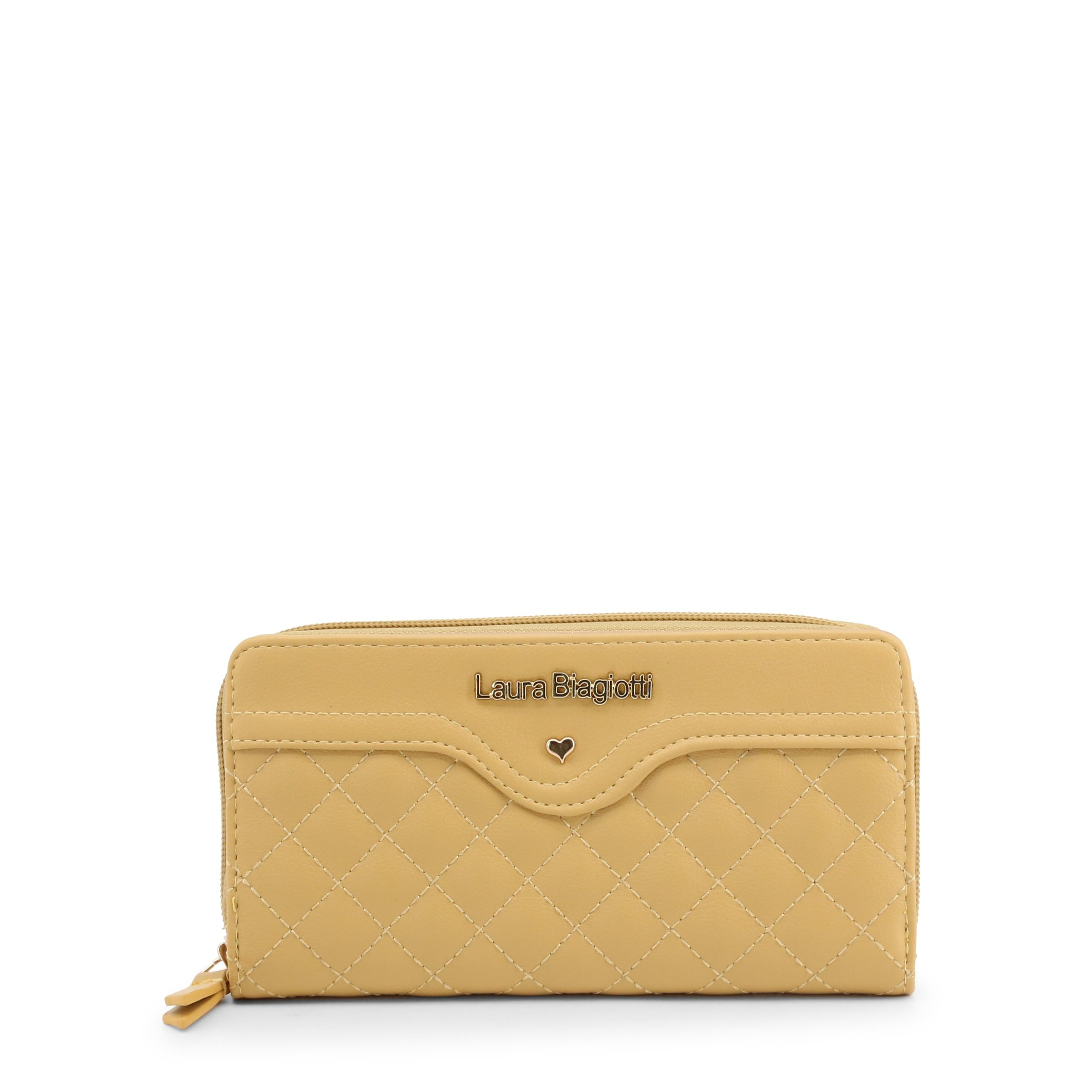 Laura Biagiotti Women's Wallet Various Colours Perkins_506-67 - yellow NOSIZE
