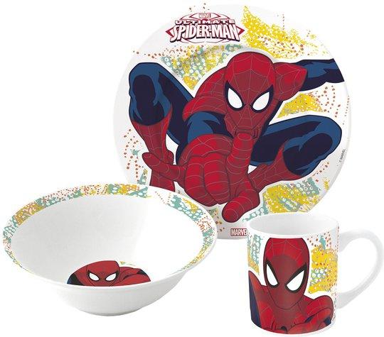 Marvel Spider-Man Matsett i Keramikk