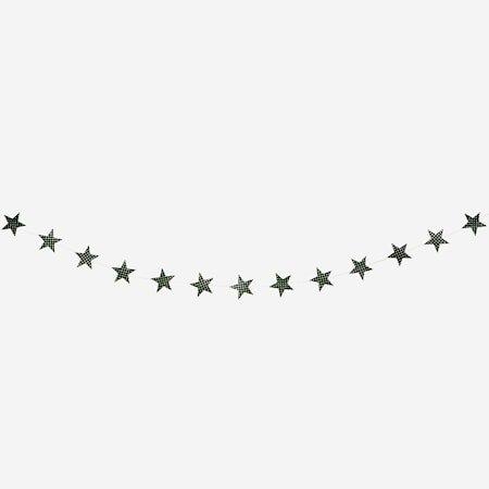 Star papirgirlander