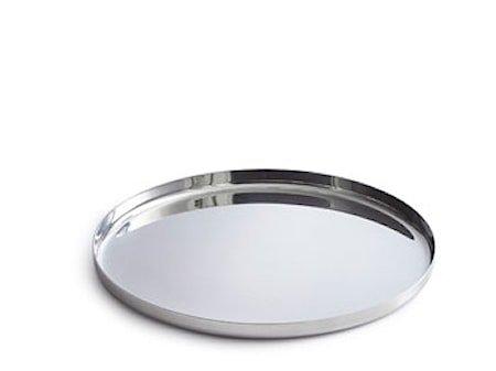 Kaolin brett Stål Ø 15,5 cm