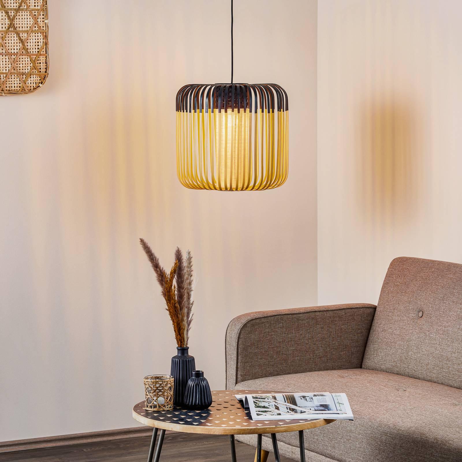 Forestier Bamboo Light M -riippuvalo 45 cm musta
