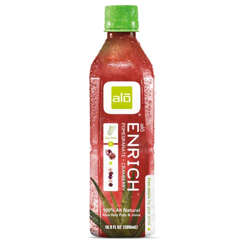"""Dryck Aloe Vera """"Enrich"""" - 50% rabatt"""