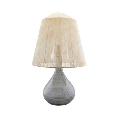 Lampeskjerm String Beige 53,5cm dia: 57cm