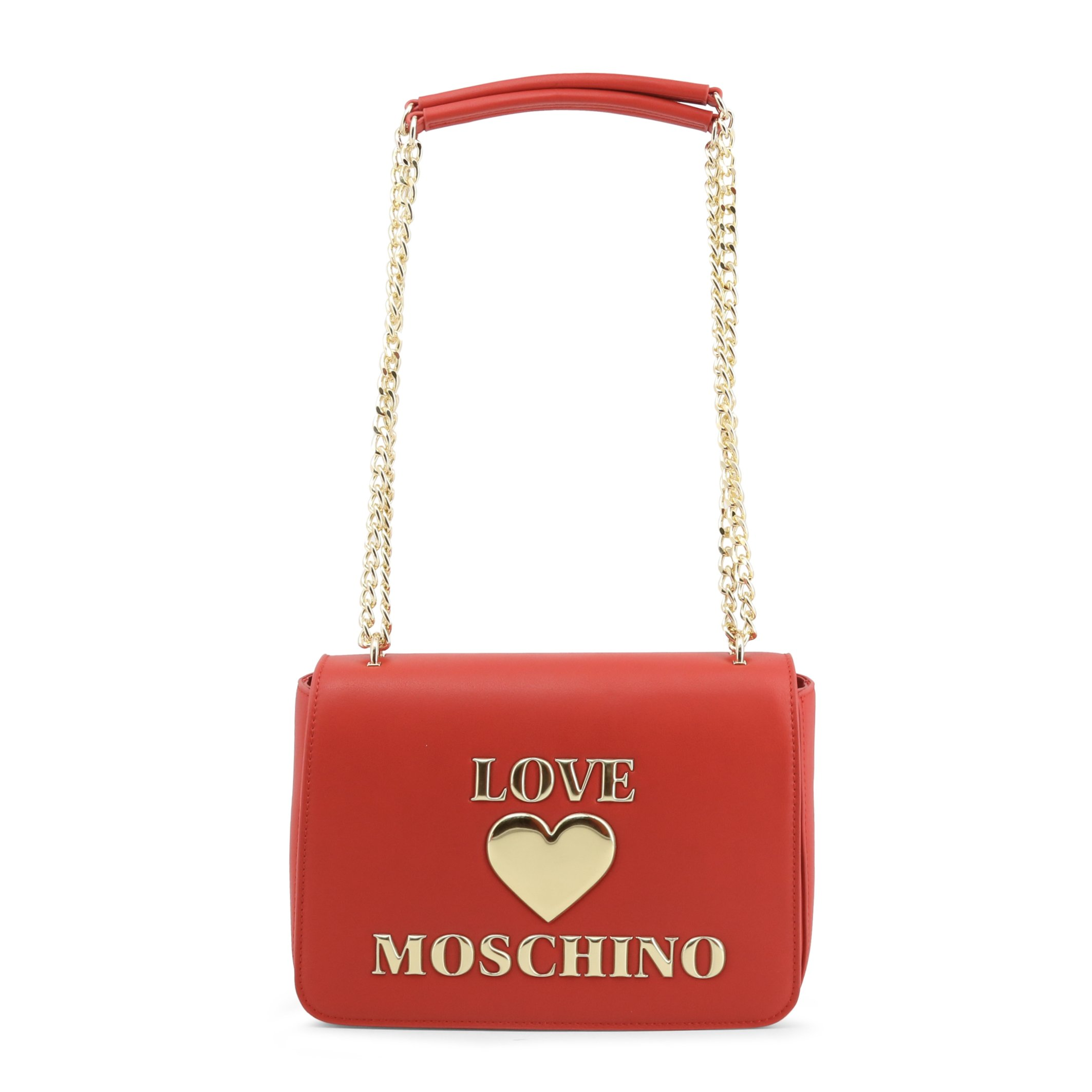 Love Moschino Women's Shoulder Bag Various Colours JC4035PP1BLE - red NOSIZE
