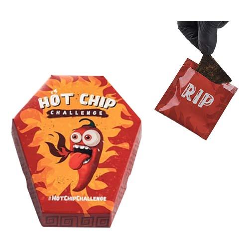 Hot Chip Challenge