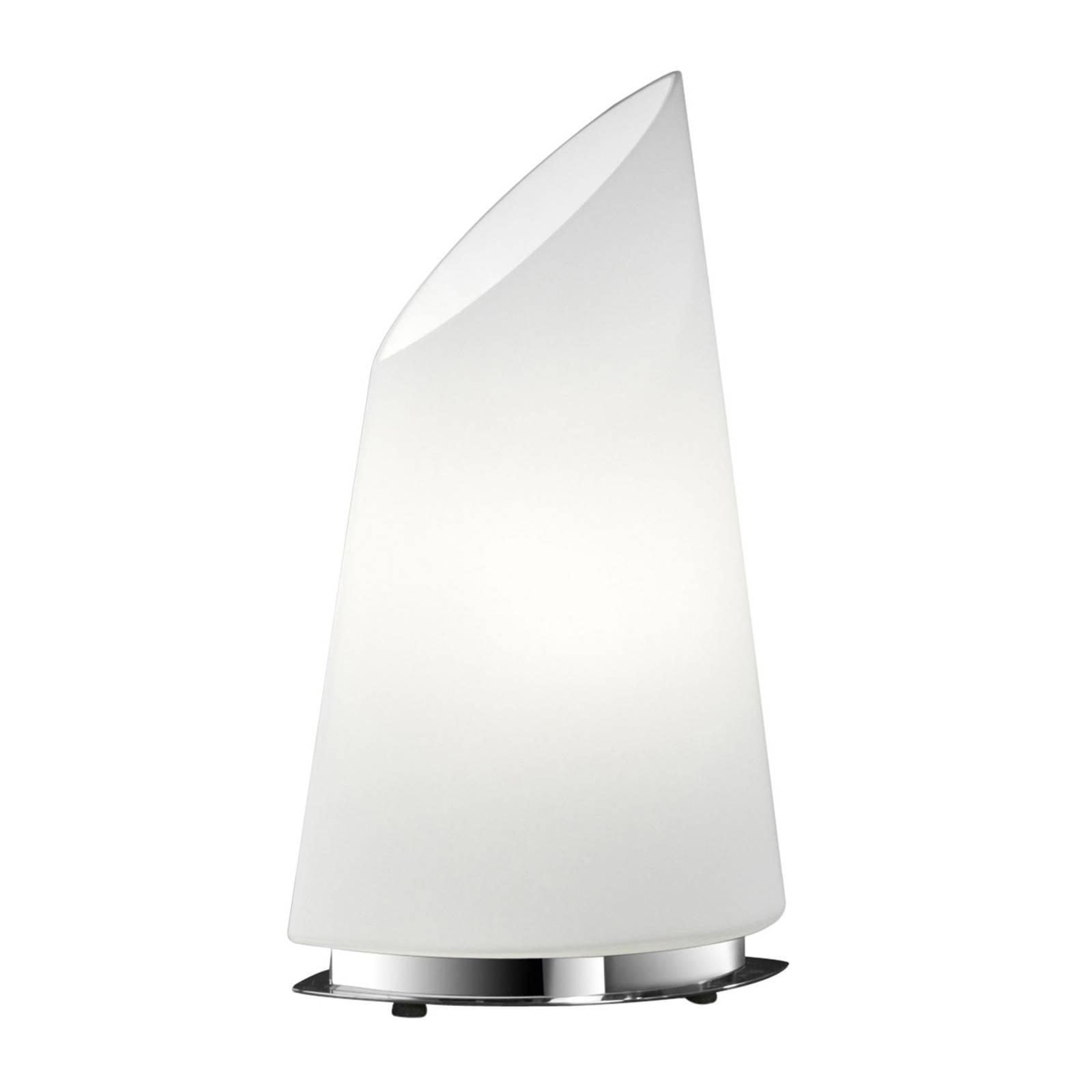 BANKAMP Sail -pöytävalaisin lasia, 42 cm, dim