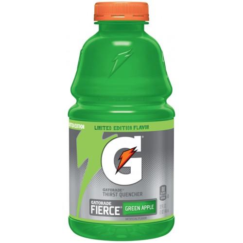 Gatorade Fierce Green Apple 946ml