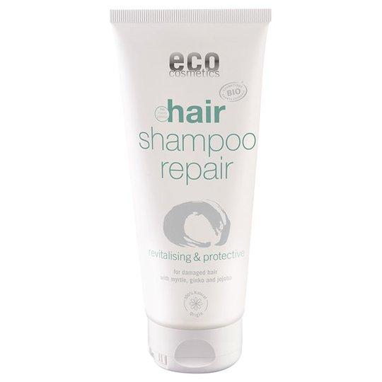 Eco Cosmetics Reparerande Schampo Myrtel, Ginkgo & Jojoba, 200 ml
