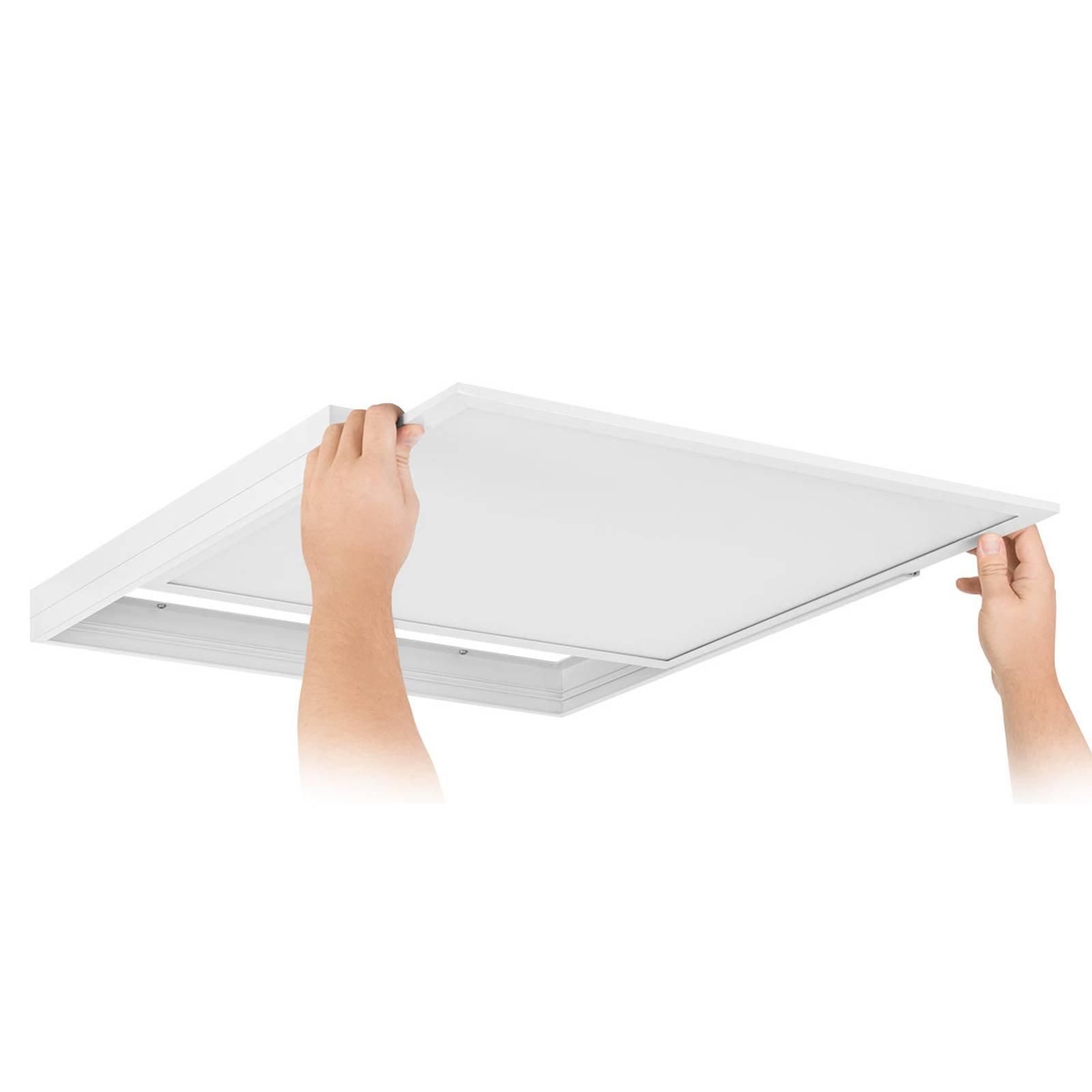 Konstruk.ramme for LED-panel Galileo 119,7x29,7cm