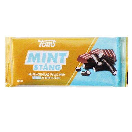 Mjölkchoklad Mintstång - 60% rabatt