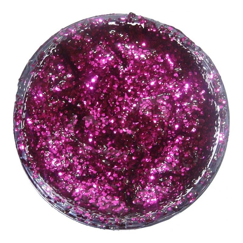 Snazaroo Glitter Gel - Lila