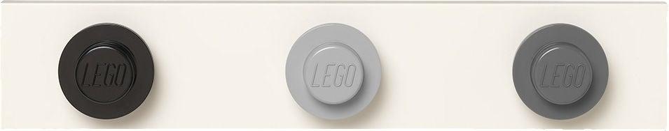 LEGO Naulakko, Black/Grey/Dark Grey