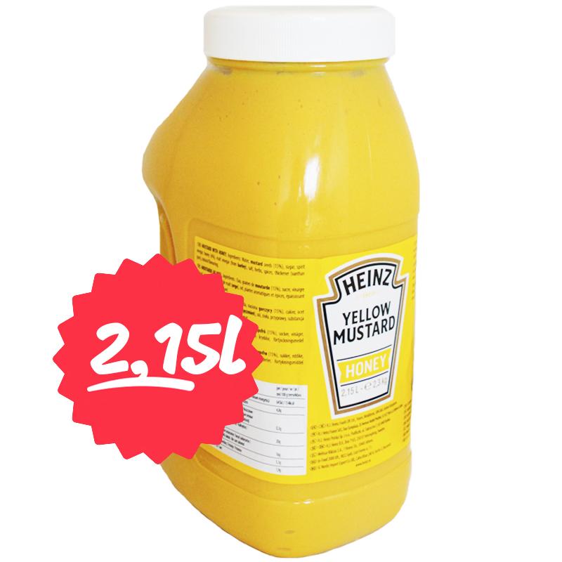 """Senap """"Honey"""" 2,15l - 96% rabatt"""