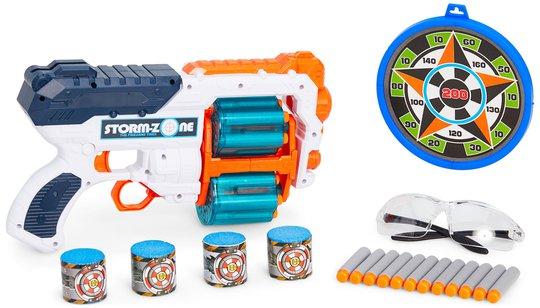 Fippla Dart Blaster Stor, Hvit