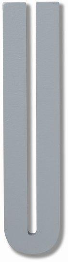 Design Letters Bokstav Tre, Grey U
