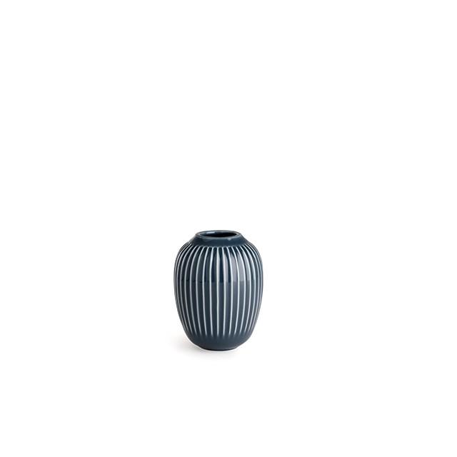 Kähler - Hammershøi Vase Mini - Grey (692364)