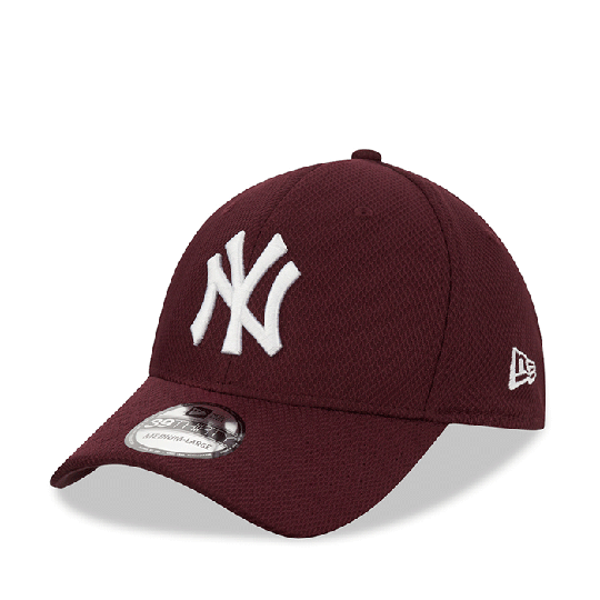 Diamond Era 3930 New York Yankees, Maroon/White