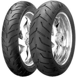 Dunlop D407 H/D ( 170/60 R17 TL 78H M/C, takapyörä )