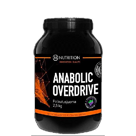 Anabolic Overdrive, 2500 g
