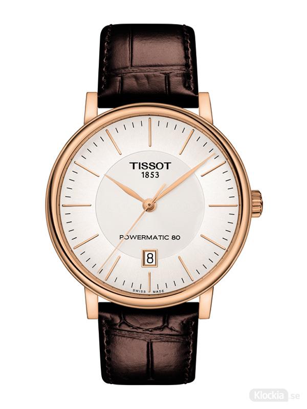 TISSOT Carson Premium Powermatic 80 T122.407.36.031.00