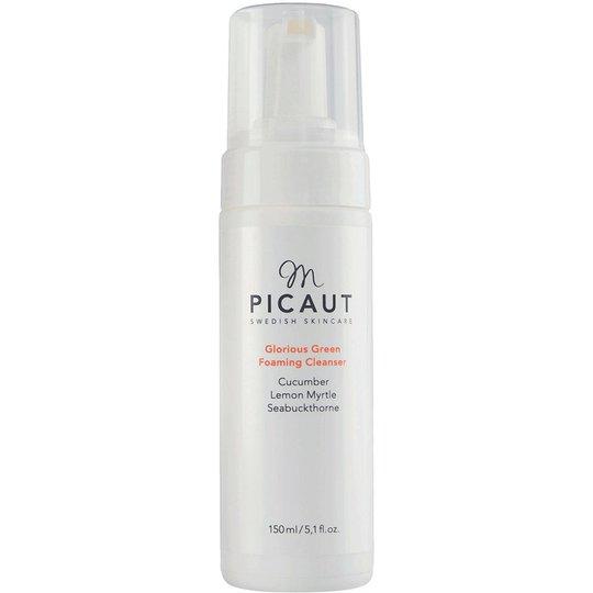 M Picaut Glorious Green Foaming Cleanser, 150 ml M Picaut Swedish Skincare Ihonpuhdistus