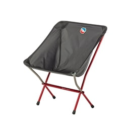 Big Agnes Mica Basin Camp Chair - Asphalt