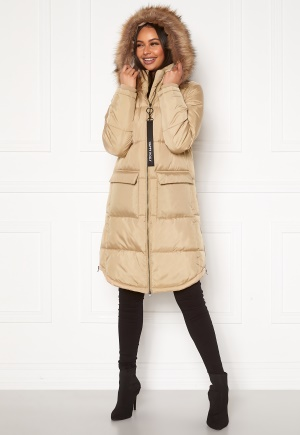 Happy Holly Patricia padded jacket Beige 44/46