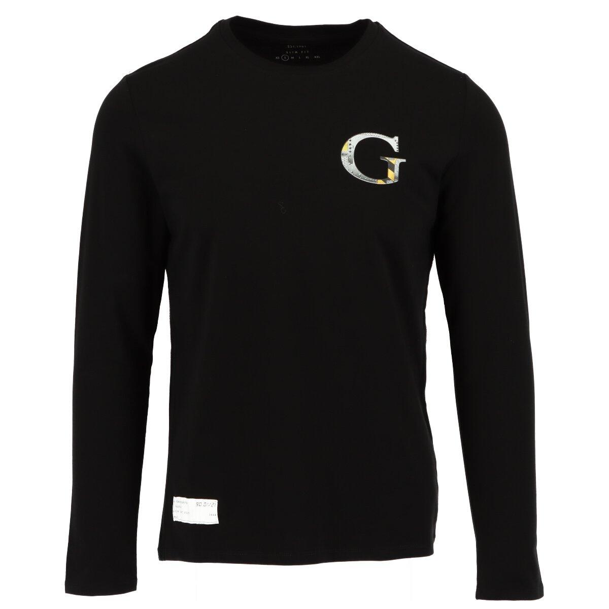 Guess Men's Sweater Various Colours 305533 - black XS